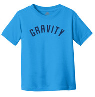 Gravity Athletics Water-Based Screen Toddler T-Shirt