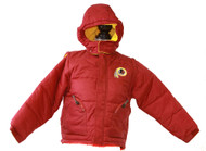 Washington Redskins In-Game Thick Sports Jacket - Small/Medium