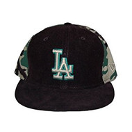 Los Angeles Dodgers Custom New Era Official Fitted Hat