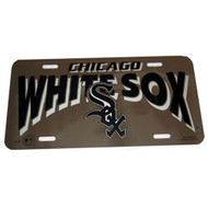 New Chicago White Sox Car Plate