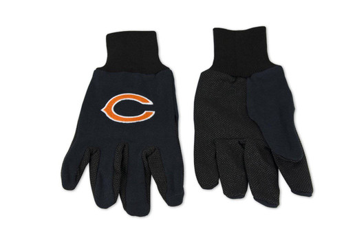 Chicago Bears Two-Tone Gloves