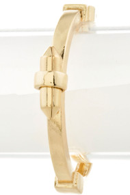 Womens Fashion Sleek Thin Bangle Bracelet