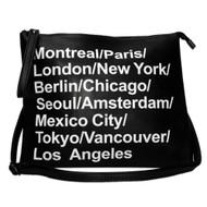 Cities Clutch Bag