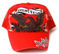 Wolf Snapback Adjustable Hat