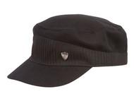 D Shield Emblem Cadet Style Hat