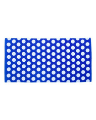 Carmel Towel Company - Polka Dot Velour Beach Towel