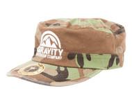 Gravity Outdoor Adjustable Cadet Hat