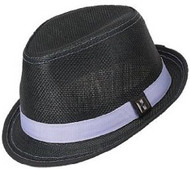 Peter Grimm Suffolk Fedora Hat, LAVENDER