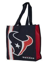NFL Houston Texans Handbag Shopping Bag