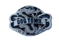 Dog Town Dragon Belt Buckle