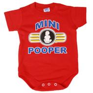 Mini Pooper Bodysuit