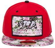 TopHeadwear California Republic Snapback (Various Designs)