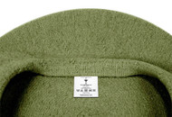 Top Headwear Wool Blend French Bohemian Beret, Sage