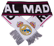 Real Madrid Woven Reversible Team Scarf
