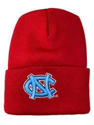 University of North Carolina Tar Heels Beanie, Red