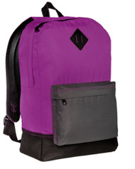District Retro Unisex Youth Backpack