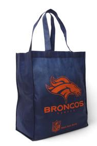 NFL Denver Broncos Tote Grocery Bag