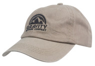 Gravity Outdoor Co. Pigment Dyed Adjustable Baseball Cap