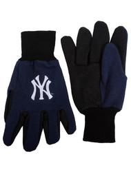 Embroidered Logo Sports Utility Gloves MLB, New York Yankees