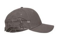 DRI Duck Tower Crane Baseball Cap