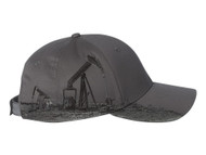 DRI Duck Oil Field Baseball Cap