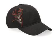 DRI Duck 3D Applique Buck Wildlife Baseball Cap