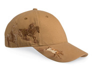 DRI Duck Team Roping Baseball Cap