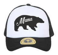 Gravity Trading Mama and Papa Bear Adjustable Trucker Hat