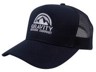 Gravity Outdoor Co. Poly Cotton Twil Trucker Cap