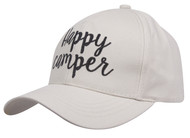 C.C Women's Embroidered Quote Adjustable Cotton Baseball Cap