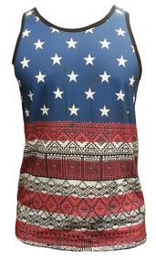 Mens Sublimation Tank Top (Many Styles)