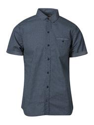Gravity Threads Square Dot Dress Shirt