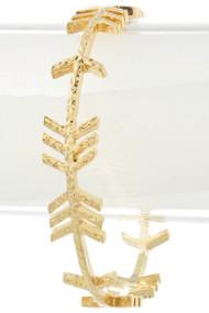 Womens Fashion Cupid's Arrows Bracelet