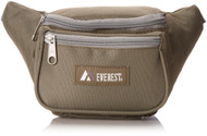 Everest Signature Waist Pack - Standard, Olive, One Size