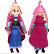 Disney Frozen Anna Plush Backpack