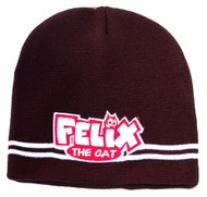 Felix the Cat Youth Kids Winter Beanie
