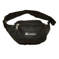 Everest Signature Waist Pack - Standard, Black