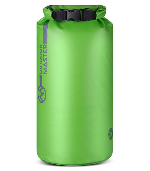 OutdoorMaster Dry Bag Seal Waterproof Floating Roll Top Dry Sack