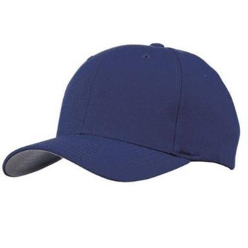 Port Flex Fit Cap - Navy Blue L/XL