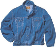 Port Authority Denim Jacket (J762), Large