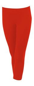 New Womens Leggings Tights Yoga 1/2 Leg Length - (9 Different Colors)
