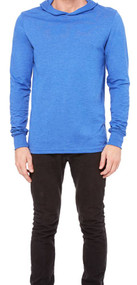 Gravity Threads Men's Long Sleeve Hoodie Shirt