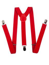 Gravity Threads Adjustable Solid Suspenders