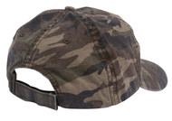 Gravity Outdoor Co. Unstructured Camouflage Adjustable Ballcap