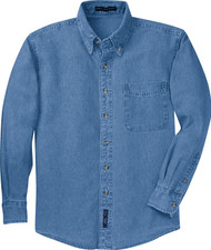 Port Authority - Long Sleeve Denim Shirt