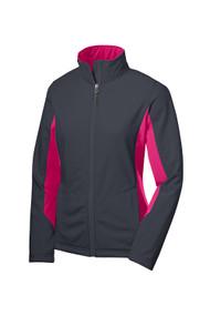 Port Authority Women's Colorblock Soft Shell Jacket