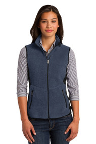 Port Authority Women's Pro Fleece Full Zip Vest
