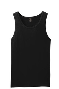 District Young Mens The Concert Tank