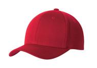 Sport-Tek Flexfit Cool & Dry Poly Block Mesh Cap