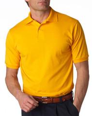 Jerzees Men's SpotShield Button Down Polo Sport Shirt